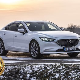 Photo Mazda 6 2.5 Skyactiv Takumi Plus / Radosť z jazdy
