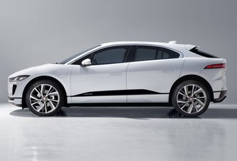 Photo ROČENKA ELEKTROMOBILITY 2019: Jaguar i-Pace First Edition