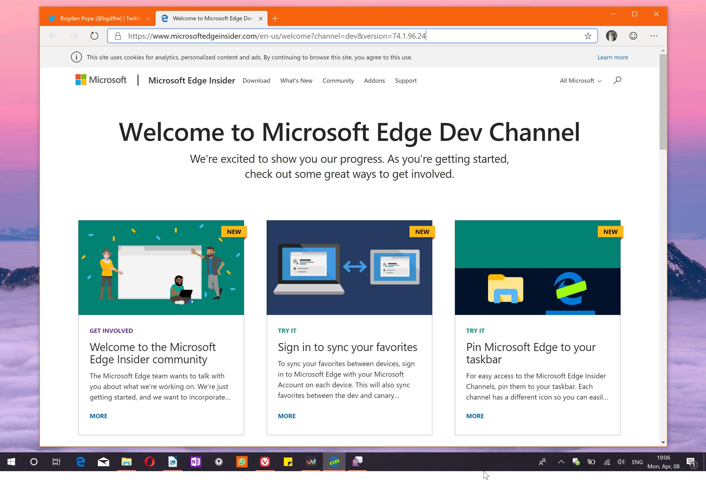 PC Revue | Microsoft vydal prvé testovacie verzie