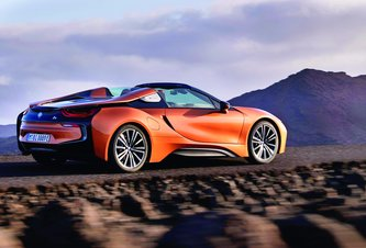 Photo ROČENKA ELEKTROMOBILITY 2019: BMW i8 Roadster