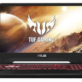 Photo ASUS predstavuje herné notebooky TUF Gaming FX505 a FX705 s procesormi AMD Ryzen
