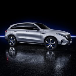 Photo ROČENKA ELEKTROMOBILITY 2019: Mercedes-Benz EQC