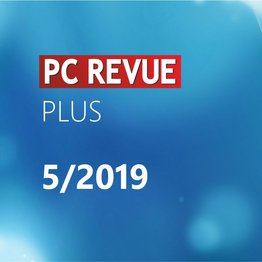 Photo PC REVUE plus 5/2019