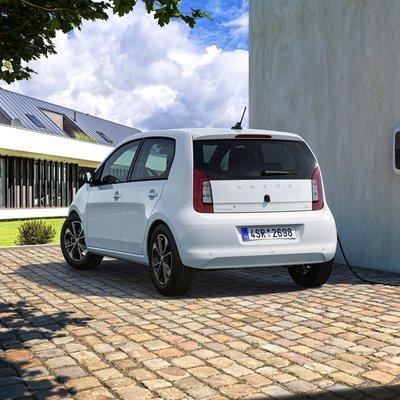 Pc Revue Skoda Presented Its Own Citigo Iv Electric Car With A