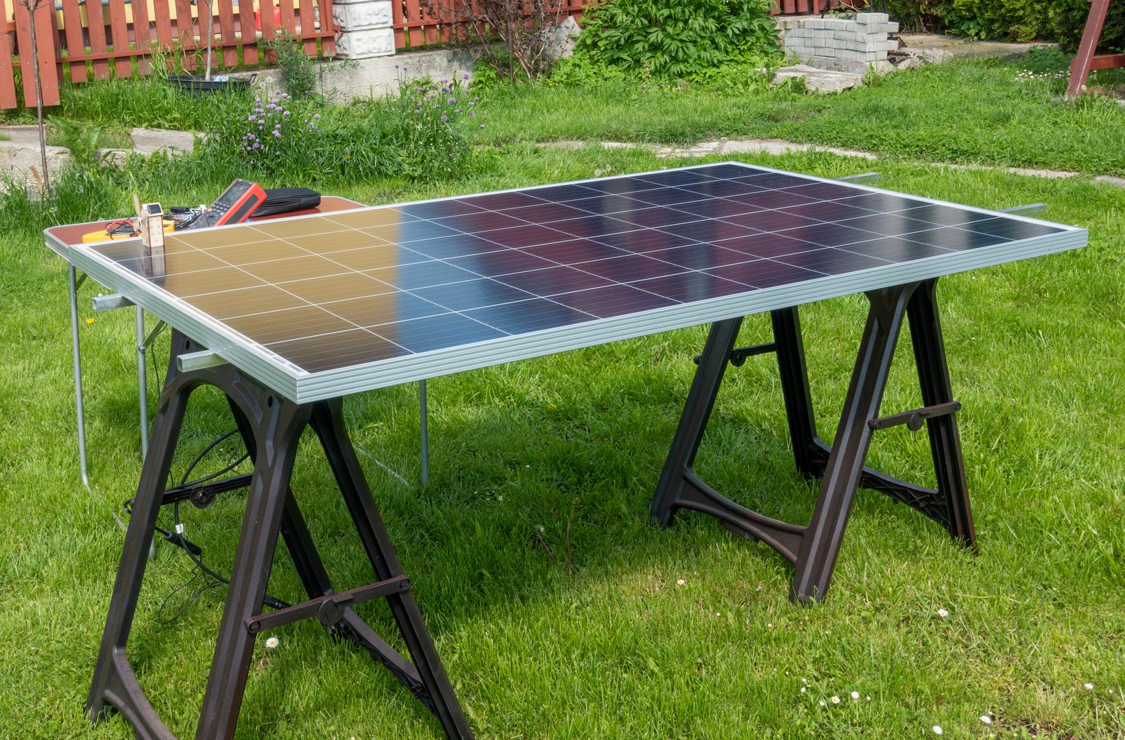 Pripojiť solárne panely v sérii alebo paralelné