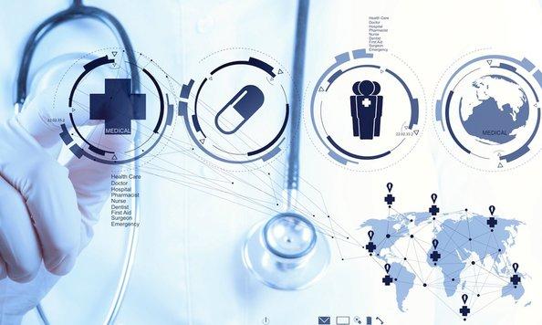 Zdravotná starostlivosť Zoznamovacie služby