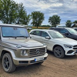 Photo Mercedes Experience 2019 roadshow