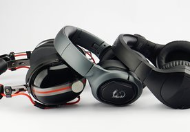 Photo Test: 3× herný audio headset