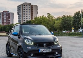 Photo Smart EQ fortwo nightsky