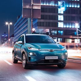 Photo Hyundai KONA Electric. Keď elektromobilita baví