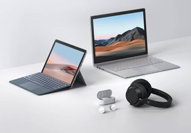 Photo Novinky od Microsoftu -  Surface Go 2, Surface Book 3, Surface Headphones 2 a Surface Earbuds