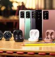 Photo Galaxy Watch3 a Galaxy Buds Live prichádzajú na trh
