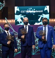 Photo ESET Science Award