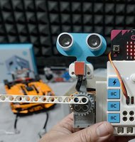 Photo Stavebnica NEZHA Inventor's Kit for Micro:bit kompatibilná s Legom